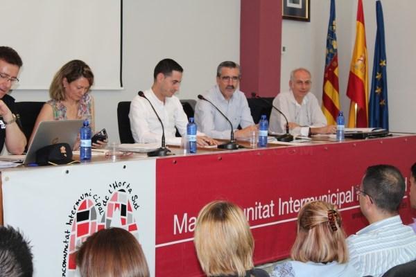 La nueva ley de policía local valenciana  en la Mancomunitat de l'Horta Sud