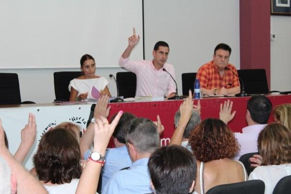 La Mancomunitat exigirá conjuntamente el autobús nocturno en l'Horta Sud