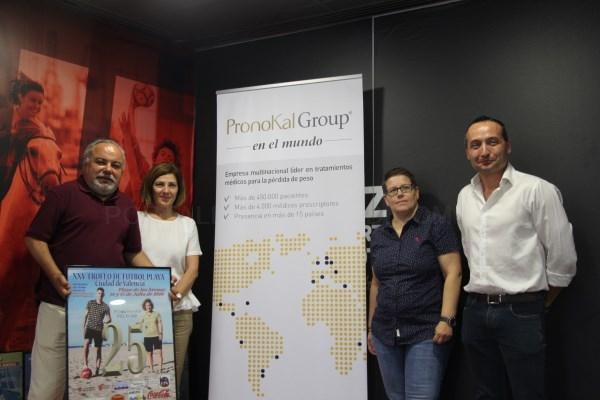 El XXV Trofeo Ciudad de Valencia de Fútbol Playa reunirá medio millar de jugadores en sus bodas de plata