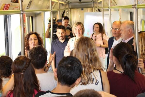 La Generalitat ofrecerá transporte público gratuito el 22 de septiembre con motivo de la celebración del Día Europeo sin Coche