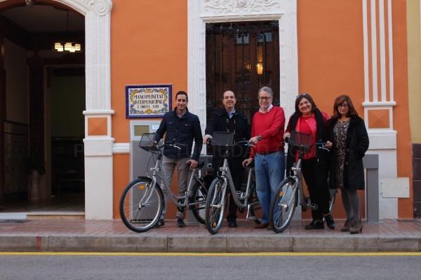 """La Mancomunitat renueva y mejora el servicio  """"Horta Sud en bici"""""""