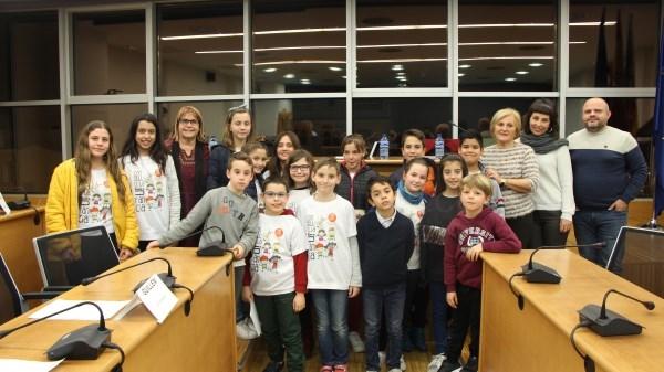 El Consejo de la Infancia celebra un nuevo pleno en Picassent