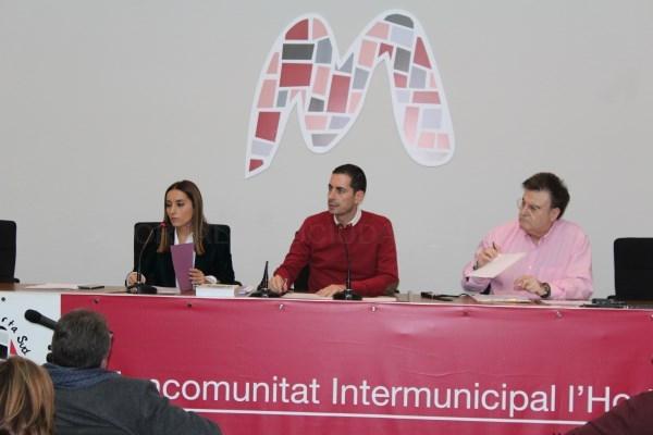 La Mancomunitat de l'Horta Sud aprueba los presupuestos de 2019