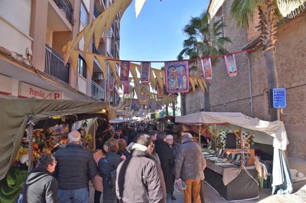 Multitudinaria Feria Medieval de Sant Sebastià