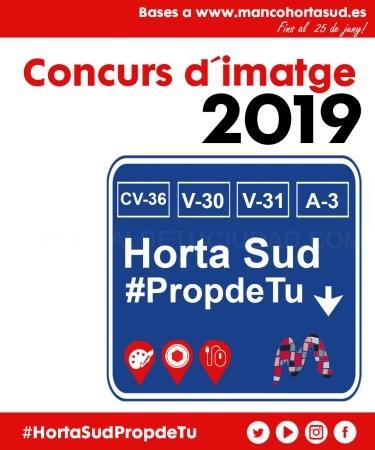 Nuevo concurso de imagen turística con el lema HortaSudPropdeTu