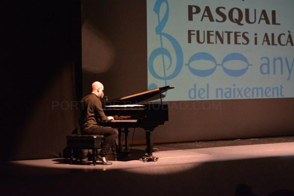 El Ayuntamiento de Aldaia presenta un documental del compositor Pascual Fuentes i Alcàsser