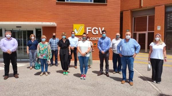 La Generalitat presenta las actuaciones del Plan de Mejora de Frecuencias de Metrovalencia a los municipios del tramo que une Picassent y Castelló