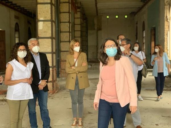 El centro de día de Villa Amparo en Paiporta dará servicio de proximidad y recuperará patrimonio