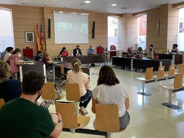 Alfafar solicita la delegación de competencias a Generalitat para la ejecución del Pla Convivint
