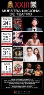 """Muestra Nacional de Teatro: """"El amor no es pa ná"""""""