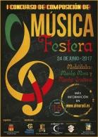 I CONCURSO DE COMPOSICIóN DE MúSICA FESTERA