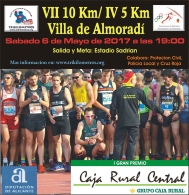 VII 10 KM Y IV 5 KM VILLA DE ALMORADí