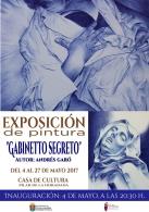 """EXPOSICIóN DE PINTURA """"GABINETTO SEGRETO"""""""