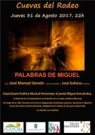 PALABRAS DE MIGUEL