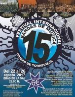 15 FESTIVAL INTERNACIONAL DE BANDAS DE MúSICA