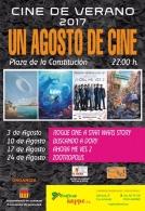 CINE DE VERANO 2017 - UN AGOSTO DE CINE