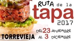 15 RUTA DE LA TAPA - TORREVIEJA 2017