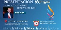 Presentacion oficial de Wings Mobile