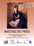 Exposición sobre las Pintoras del s.XIX