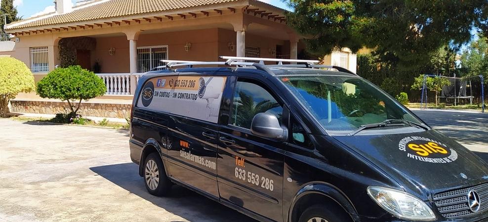 Seguridad 24 horas Elche, Seguridad 24 horas Torrevieja, Seguridad 24 horas Almoradí