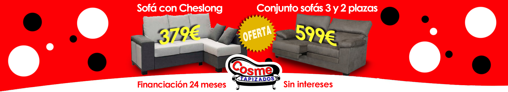 TAPIZADOS COSME, Sillones en Almoradí, sillones relax, sillones vega baja, sillones orejeros, oferta