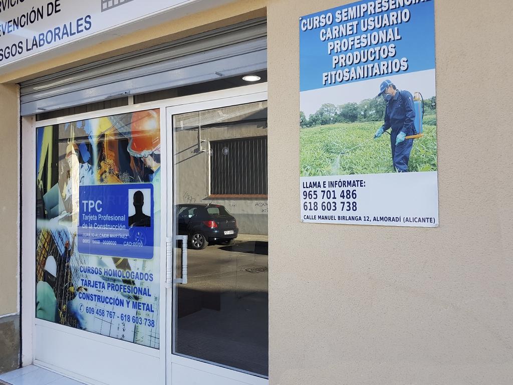Prevención Riesgos Laborales Almoradí Alicante Europreven