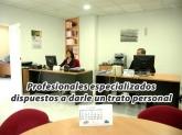 Prevención riesgos laborales Torrevieja,  aula permanente vega baja