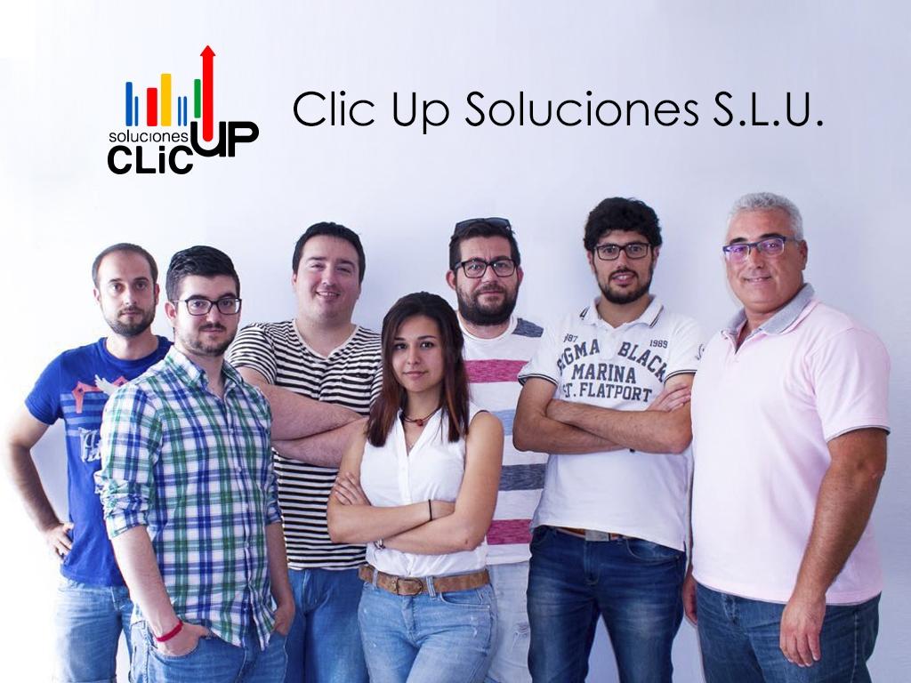 Clic Up Soluciones S.L.U.