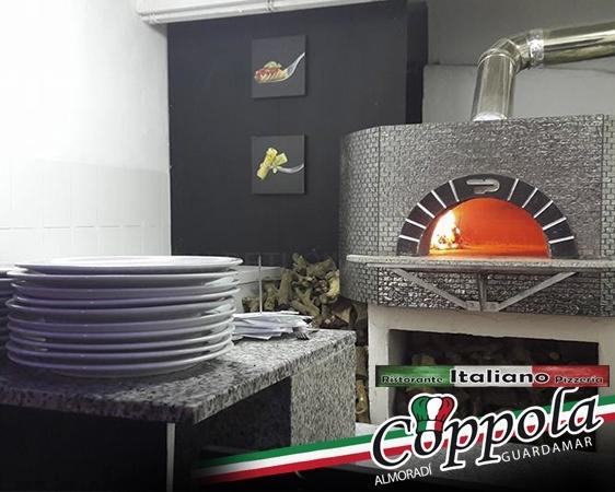 Restaurante Italiano en Almoradí