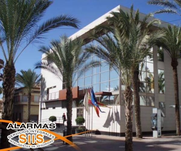 Alarmas en Alicante - Instaladores SiiS