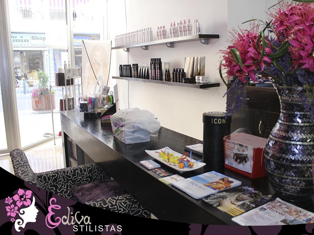 Salón de peluquería Guardamar de Segura - Ediva Stilistas