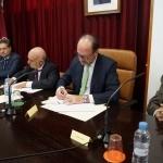 EL AYUNTAMIENTO DE ORIHUELA Y EL JUZGADO DE AGUAS FIRMAN LA CESION DE LAS NORIAS GEMELAS PARA INICIAR SU RECUPERACION