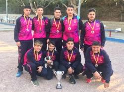 El Club Petanca Almoradí se clasifica para el Campeonato de España