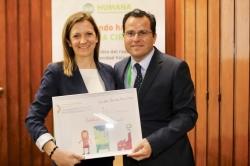 Almoradí recibe el Premio Humana Circular por su compromiso con la sensibilización ambiental