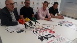 PRESENTACION DE LA XXII FERIA DEL AUTOMOVIL DE OCASION DE ALMORADI