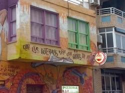 LA CONCEJALIA DE JUVENTUD CONVOCA A GRAFITEROS Y ARTISTAS URBANOS LOCALES PARA DESARROLLAR PROYECTOS CONJUNTOS