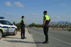 LA POLICIA LOCAL DE ALBATERA CONCLUYE CON EXITO LAS PATRULLAS RURALES DE LA CAMPANA DE LA BREVA