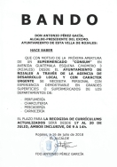BANDO. RECOGIDA DE CURRICULUMS PARA PRÓXIMA APERTURA SUPERMERCADO CONSUM.