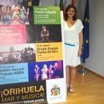 """EL PIANISTA TOBY JACOBS AMENIZARA LA NOCHE DEL SABADO 11 DE AGOSTO EN CAMPOAMOR, DENTRO DE LA PROGRAMACION DE CONCIERTOS """"ORIHUELA, MAR Y MUSICA"""""""