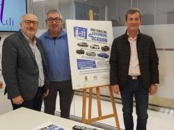 Llega la XXIII Feria del Automóvil de Ocasión de Almoradí