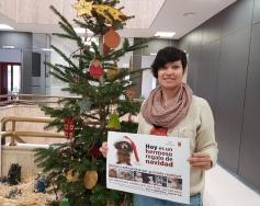 """""""Los animales no son un juguete de Navidad"""" es la clave de la nueva campaña de concienciación del Ayuntamiento de Almoradí"""