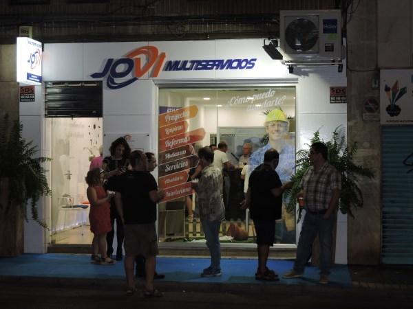 Se inaugura en Elche Multiservicios Jovi, para dar solución a cualquier problema del hogar