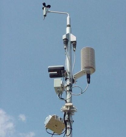 Redován ya cuenta con una estación meteorológica profesional