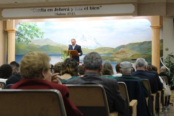 Los Testigos de Jehová de todo el mundo celebran su día más importante