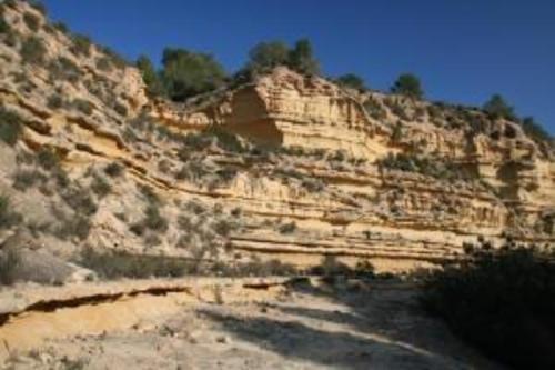 El Río Seco sufre actos vandálicos