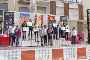 Récord de corredores en la Media Maratón y los 10K de Pilar de la Horadada