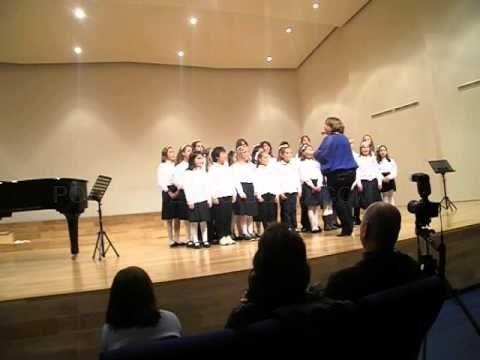 El coro del colegio 'Manuel de Torre' de Almoradí viajan a Alemania representando a España en un certamen internacional