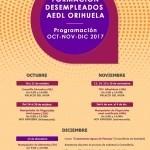 Orihuela presenta nuevos cursos para desempleados