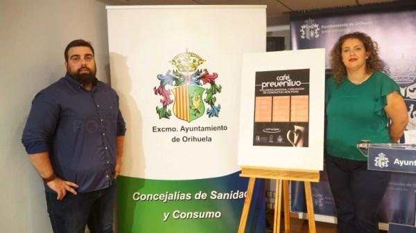 """Sanidad fomenta la prevención de adicciones en los jóvenes con el proyecto """"Cafés Preventivos"""""""