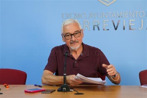 """EL ALCALDE ANUNCIA UNA REUNIÓN CON LA SUBDELEGACIÓN DEL GOBIERNO PARA RESOLVER """"DEFINITIVAMENTE"""" LA PRODUCTIVIDAD"""